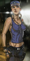 Sonya Blade fan art