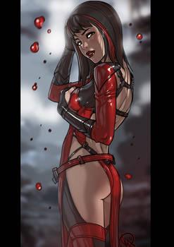 Mortal Kombat 11 - Skarlet