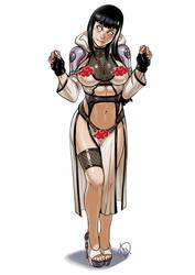 Naruto Adult Hinata - Commission