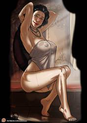 Residen Evil Lady Alcina Dimitrescu SFW Patreon