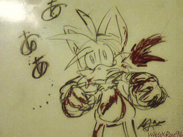 Tails!?.. by WhiteXRose96