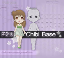 [P2U] {Chibi Base} (Revamped!)