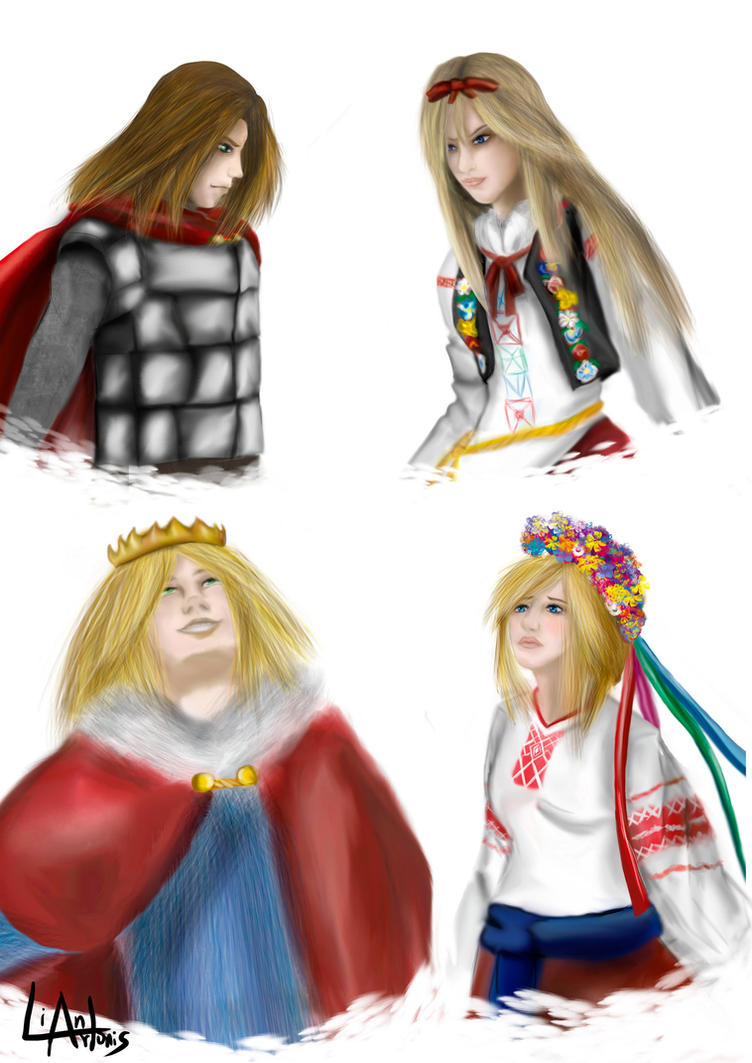 Polish Lithuanian Commonwealth colour by lianardonis