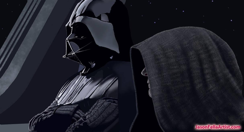 Darth Vader by Matsuemon