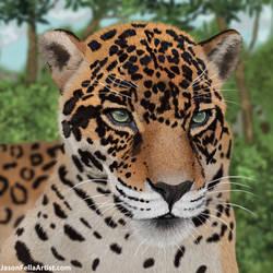 Manny Jaguar by Matsuemon