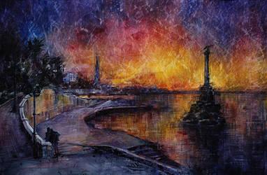 City lights (11) by artMARUSIK