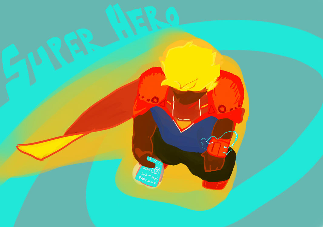 Superhero by VexNet