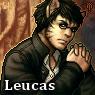 Furcadia Portrait - Leucas by binkari