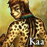 Furcadia Portrait - Kaa by binkari
