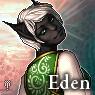 Furcadia Portrait - Eden by binkari