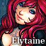 Furcadia Portrait - Elytaine 2 by binkari