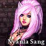 Furc Portrait - Nyanla Sang by binkari