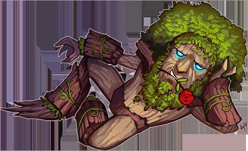 Tree of Hide yo WIFE by binkari