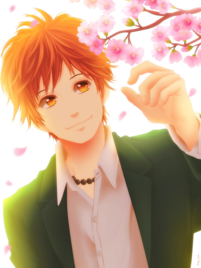 Suwa   Orange by kissypam