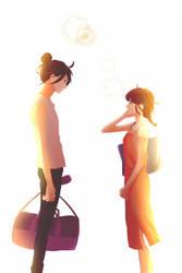 Tsubaki Chou Lonely Planet Captulo 31 by kissypam