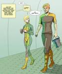 Jane and Viktor's prank