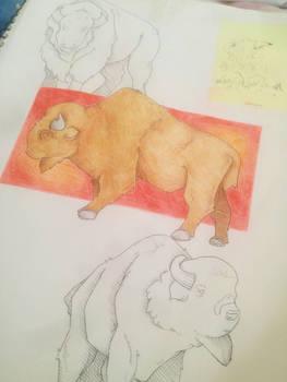 Buffalo - LaininCreations