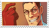tf2 medic stamp by goredoq