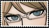 togami byakuya stamp by goredoq