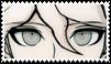 komaeda nagito stamp by goredoq