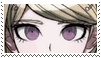 kaede akamatsu stamp by goredoq