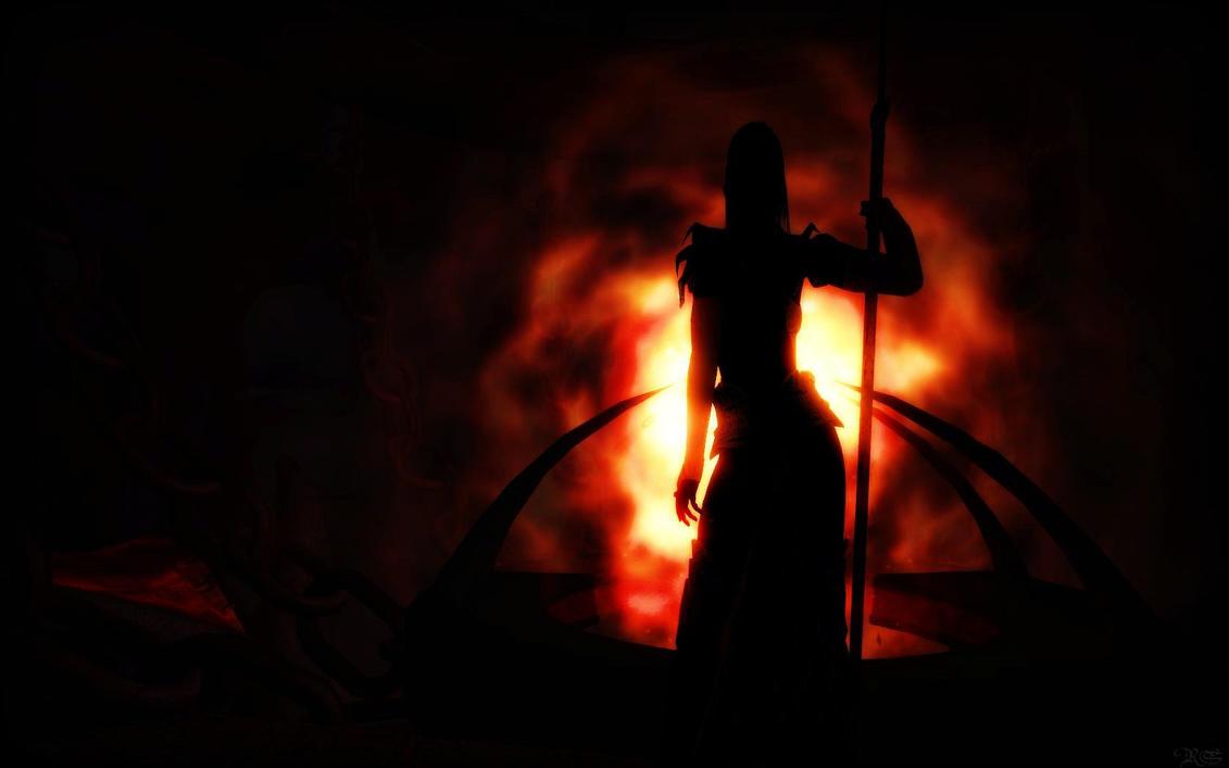 Dark Sorcery by RogueSun