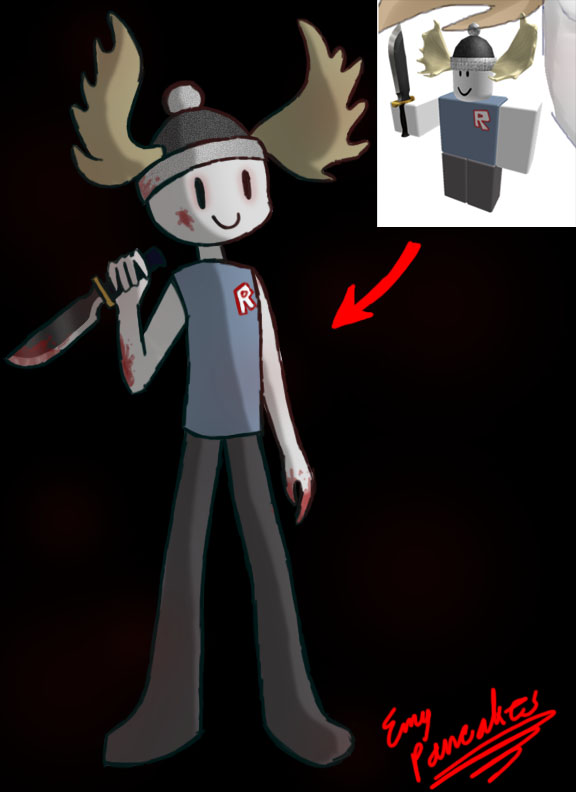Roblox Avatar: Murder Mystery by PancakesMadness on DeviantArt