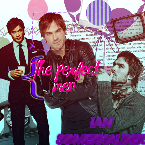 Blend Ian Somerhalder by AmaiiaEditions