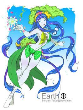 Celestial Ring_Earth
