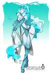 Celestial Ring_Uranus by Myimy