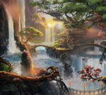Earth Scenery Concept art #1 by Myimy