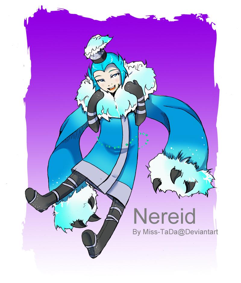 Celestial Ring_Nereid (Neptune's Moon) by Miss-TaDa