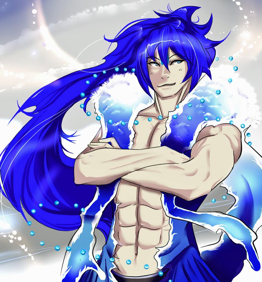 Mighty Neptune by Miss-TaDa