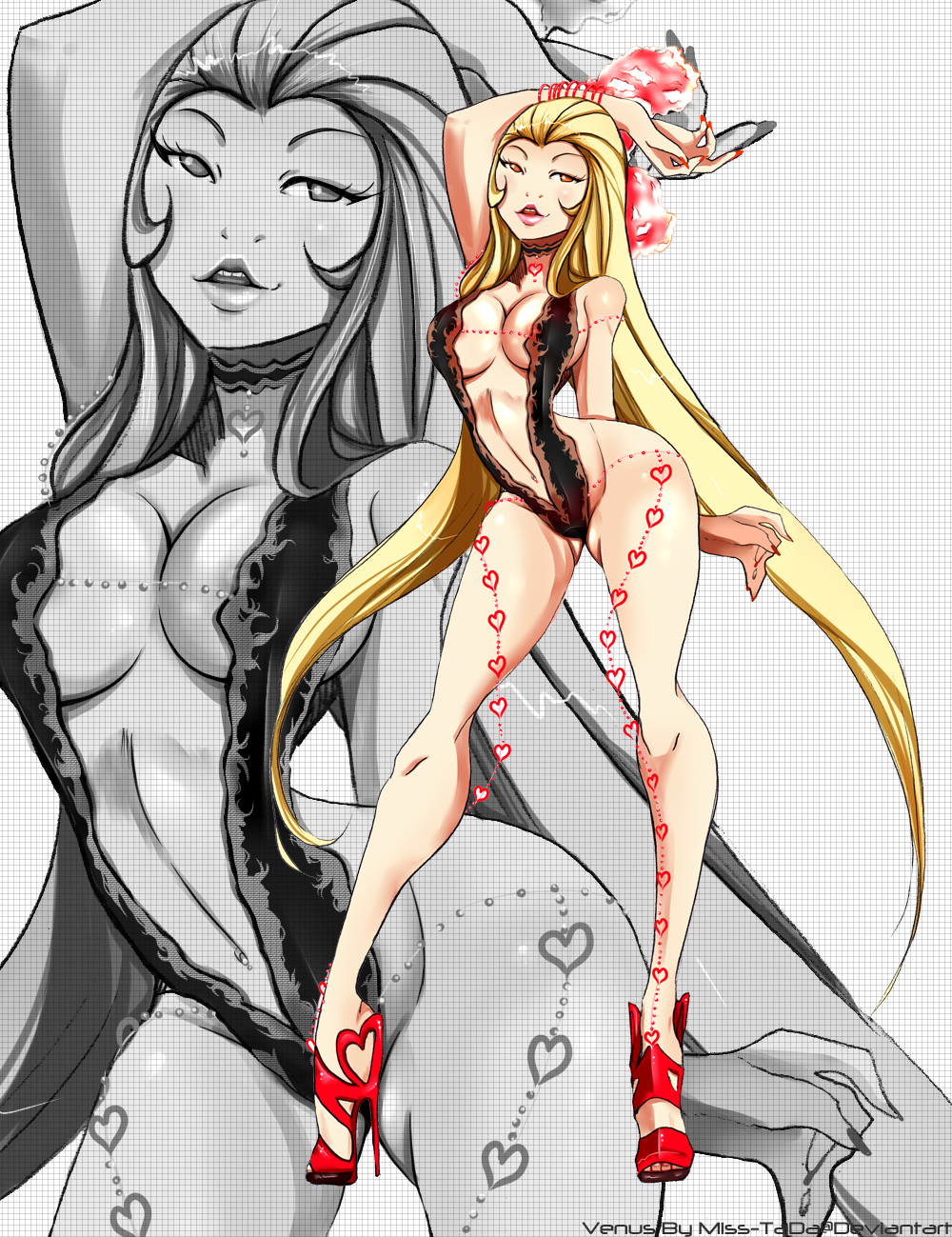 Lady Venus by Miss-TaDa