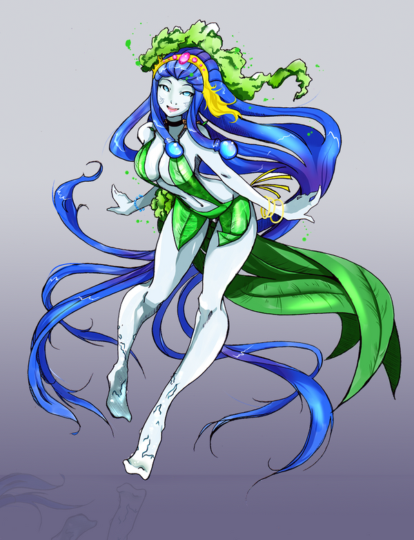 Celestial Ring_As Earth by Miss-TaDa