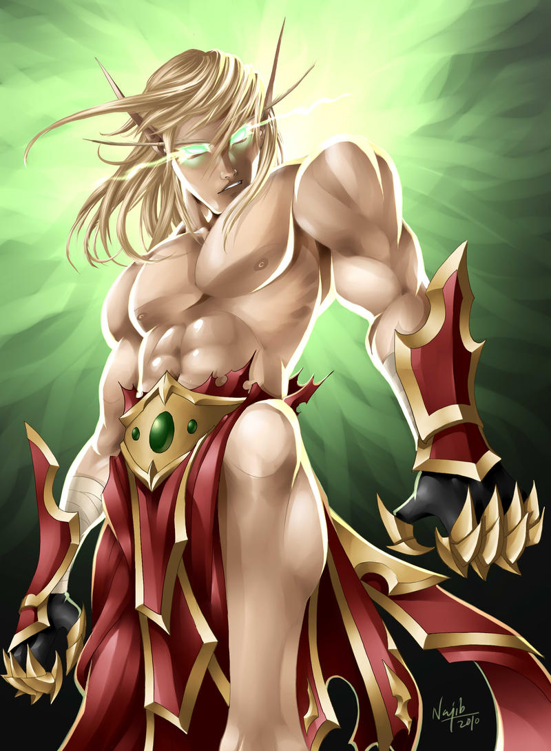 Wow sexy blood elf pics nackt images