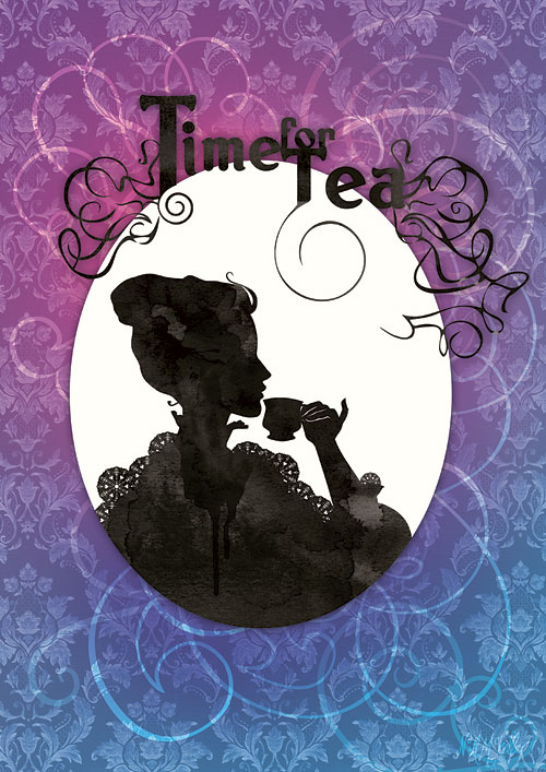 Time for Tea by nellmckellar