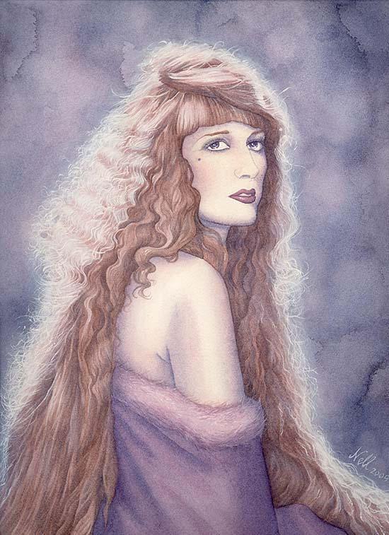 Miss Bohemia by nellmckellar