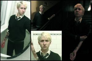 Draco Malfoy WIP by RapunzelHermioneDaae