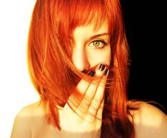 redhead by aklo