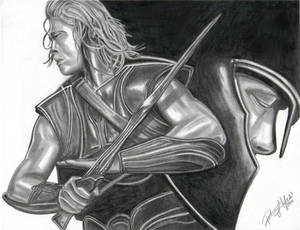 Achilles - Troy by PLynn