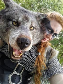 Sariah the Wolf