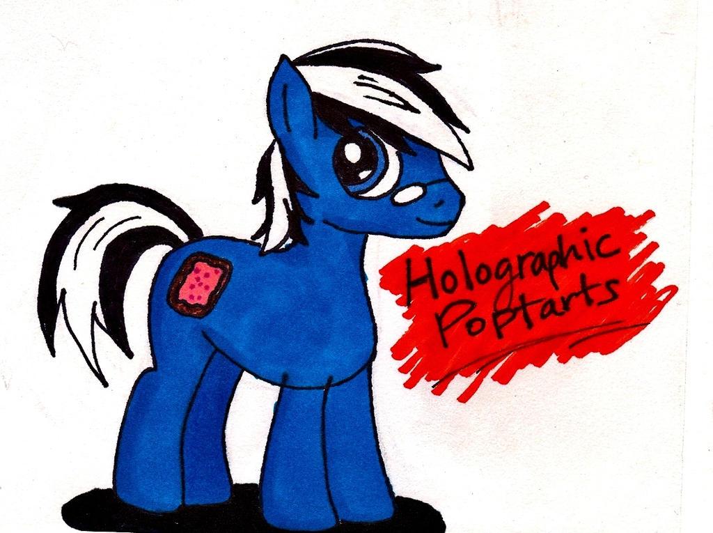 It's Meeeeeeee! by holographic-poptarts
