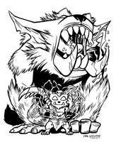 A to Z: Gnar by TheCaybo