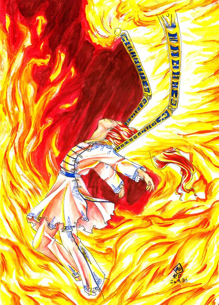 Fire by Baranamtara