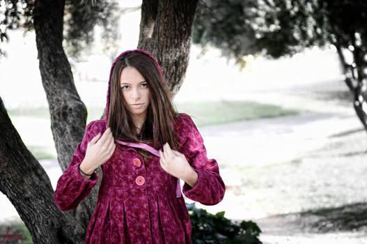 Purple Riding Hood
