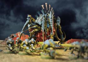 Warhammer 40K Tyranids Tervigon by solterbeck65