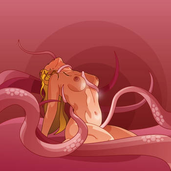 Fantasy Beauty Tentacles by solterbeck65