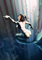 Fantasy Mermaid by solterbeck65