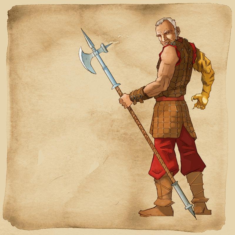 Fantasy RPG OC Jan